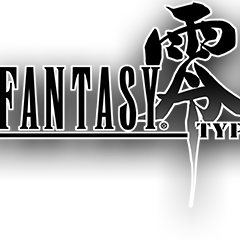 <i>Final Fantasy Type-0 HD</i> logo without image.