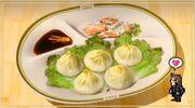 Tomalley-Filled Dumplings
