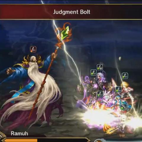 Judgment Bolt.