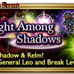 Global event banner for A Light Among Shadows.