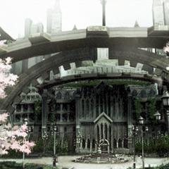 Akademeia in Kurasame's memory.