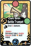 Caitsith battletrumpet