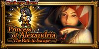 FFRK Princess of Alexandria Banner