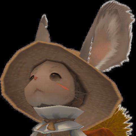 <i>Final Fantasy XII</i> character model.