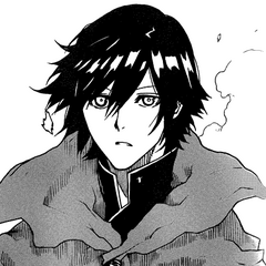 Machina in the manga.
