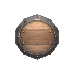 Lauan Shield.