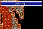 FF Mount Gulg GBA