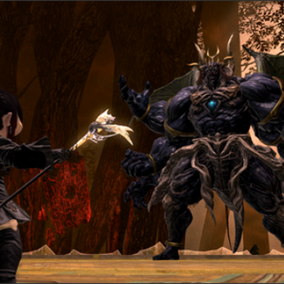 Sephirot - Gamer Escape's Final Fantasy XIV (FFXIV, FF14) wiki