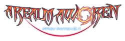 Logo de A Realm Awoken.