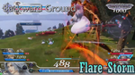 DFF2015 Flare Storm
