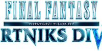Final Fantasy Artniks Dive