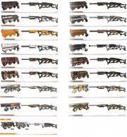 Sazh's Pistols