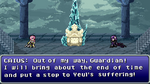 Caius vs Lightning LRFFXIII Retro