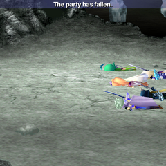 <i>Final Fantasy IV</i> (iOS).