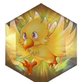 Chocobo's Phantom Stone (Rank 3).