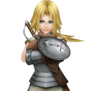 Zidane's second alt outfit in <i>Dissidia 012 Final Fantasy</i>, based on his Knight of Pluto disguise.
