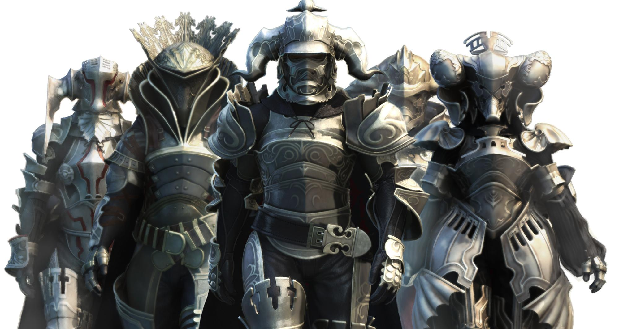 Archadian judges final fantasy wiki fandom powered by for 12 knights of the round table characters
