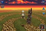 FFVI IOS Kefka's Tower Overworld