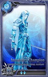 D012 Imaginary Champion R I Artniks