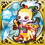 FFAB Twisty-Turny Blizzaga - Kefka Legend SR+