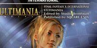 Final Fantasy X International Ultimania
