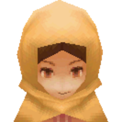 Render of a Kaipo woman (DS/iOS).