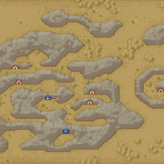 Red Moon Map (DS).
