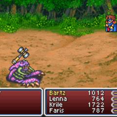 <i>Final Fantasy V</i> (GBA).