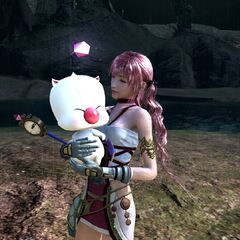 Serah and Mog's <a href=