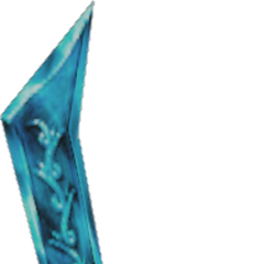 Crystal Mage Masher used by Bartz's <a href=