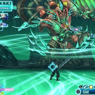 Genesis Avatar battle.