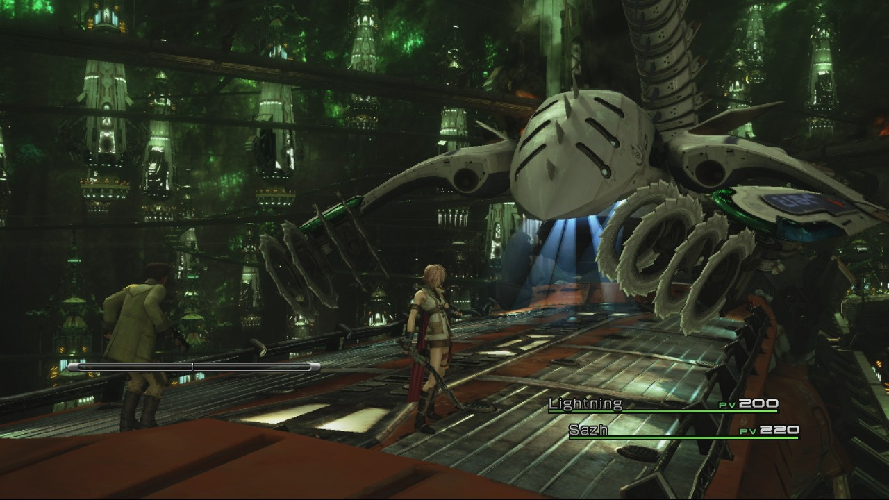 Image result for ffxiii first boss