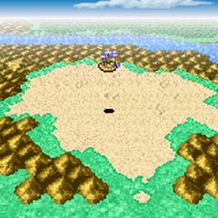 Ryukahn Desert (GBA).