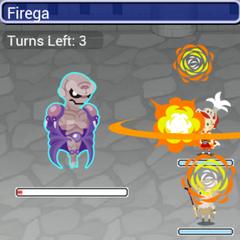 Necrophobe using Firaga in <i><a href=