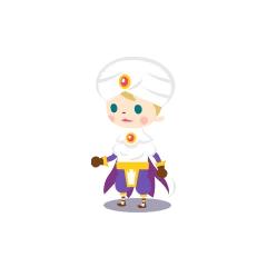 A male Mystic Knight in <i><a href=