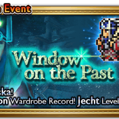Window on the Past's global event banner.