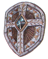 Heroic Shield FFIII Art