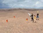 FFVIII Underground Attack