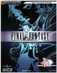 Final Fantasy BradyGames Official Strategy Guide