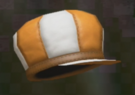 LRFFXIII Orange Newsboy Cap
