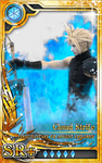FF7AC Cloud Strife SR+ I Artniks