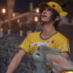 Noctis and <a href=