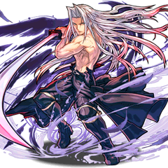 Renegade Hero, Sephiroth evolution.