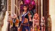 FFXIII Party Orphan's Cradle