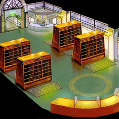 Library concept.