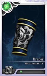 FF10 Bracer N Artniks
