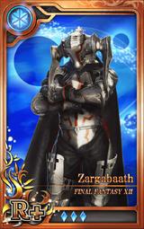 FF12 Zargabaath R+ I Artniks
