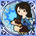 FFAB Wishing Star - Rinoa Legend SSR+