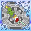 FFAB Xmas Cactuar Sword SSR+