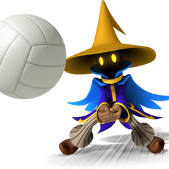Black Mage's artwork.